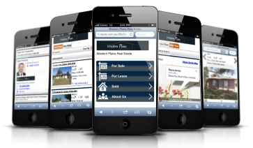 EAC mobile website solution
