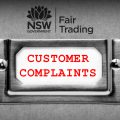 NSW Fair Trading Complaints Register